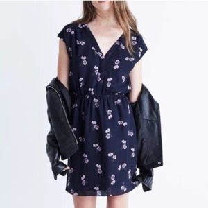 Madewell Dresses - Madewell   Skygaze Dress in Pansy Bouquet 00